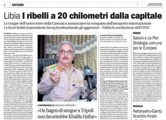 Michela Mercuri - Corriere Ticino