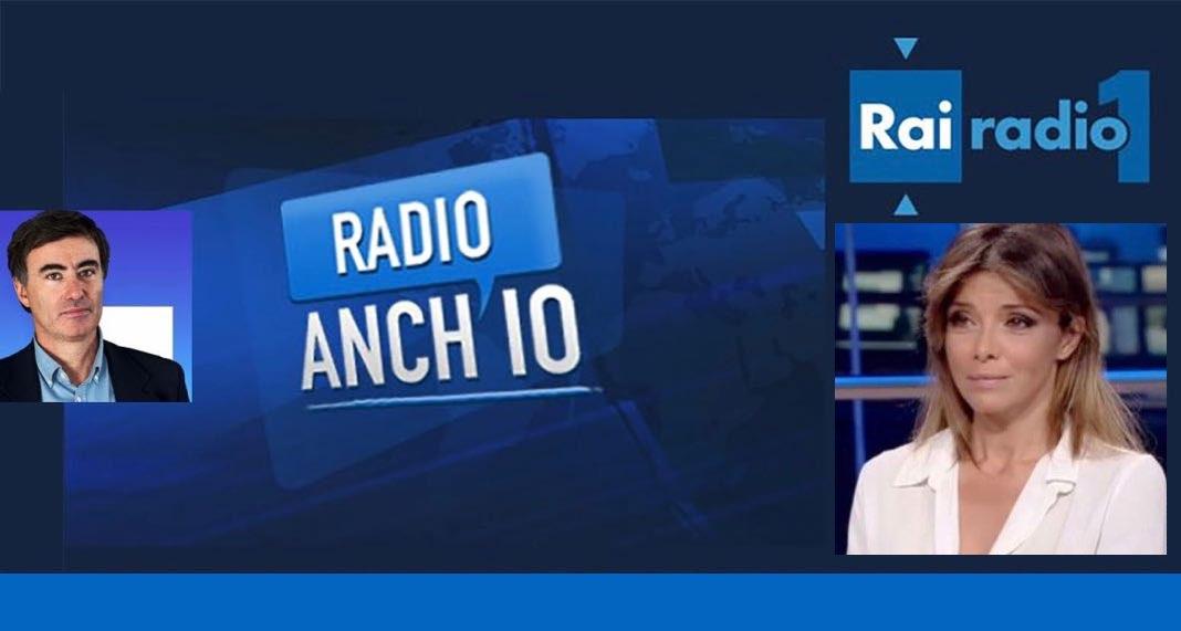 Michela Mercuri - rai radio anch'io