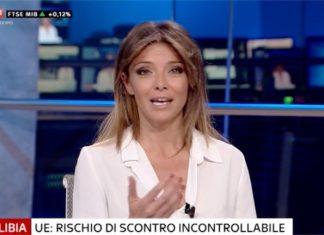 Michela Mercuri - Tv Sky