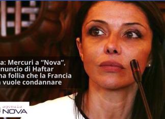 Michela Mercuri - Agenzia Nova