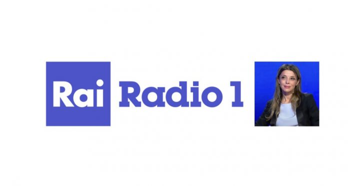 Michela Mercuri - rai radio 1
