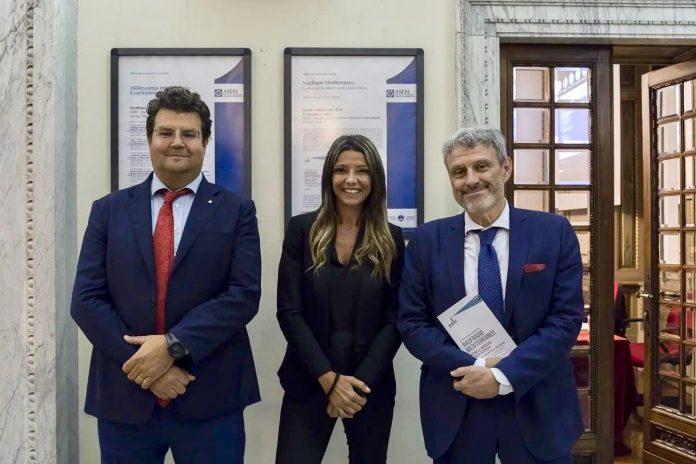 Michela Mercuri, Paolo Quercia, Vittorio Parsi